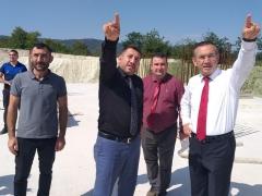 ORDU ÜNİVERSİTESİ REKTÖRÜ PROF. DR. ALİ AKDOĞAN ULUBEY'DE